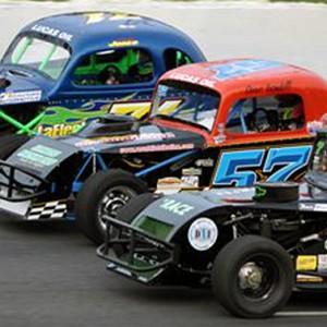 Midget Mini-Stock Racing Tires