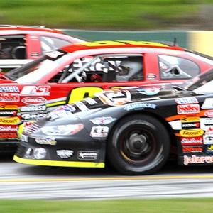 Late Model Stock Car Racing Tires for Asphalt Tracks