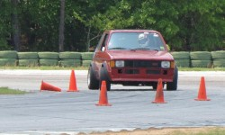 Sports Car Tires & Autocross