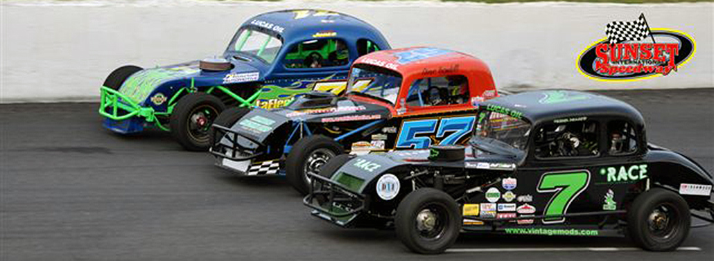 Midget Mini-Stock Racing Tires